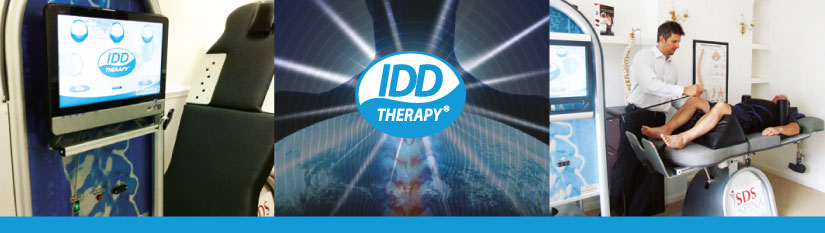 idd therapy treatment for herniated disc, prolapsed disc, slipped disc, bulging disc