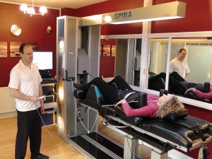 Accu SPINA Sheffield Physio