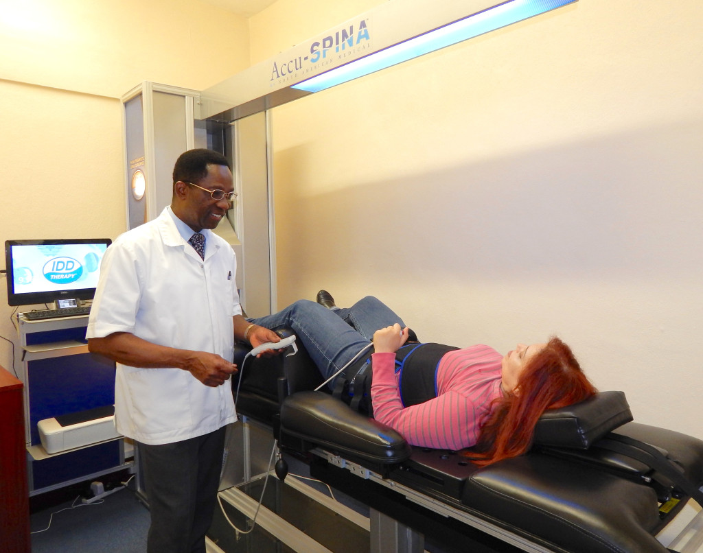 IDD Therapy at Enfield Osteopathic Clinic