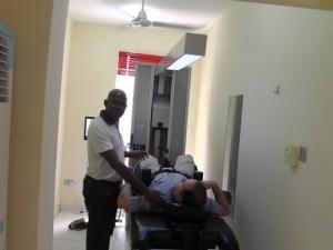 Nigeria lr - Chike Chuka training