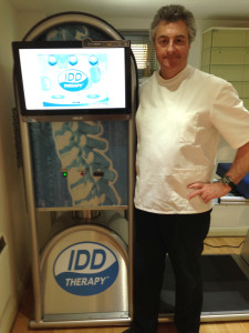 160120 James Pickering IDD Therapy at Wealden Osteopaths & Spine Centre