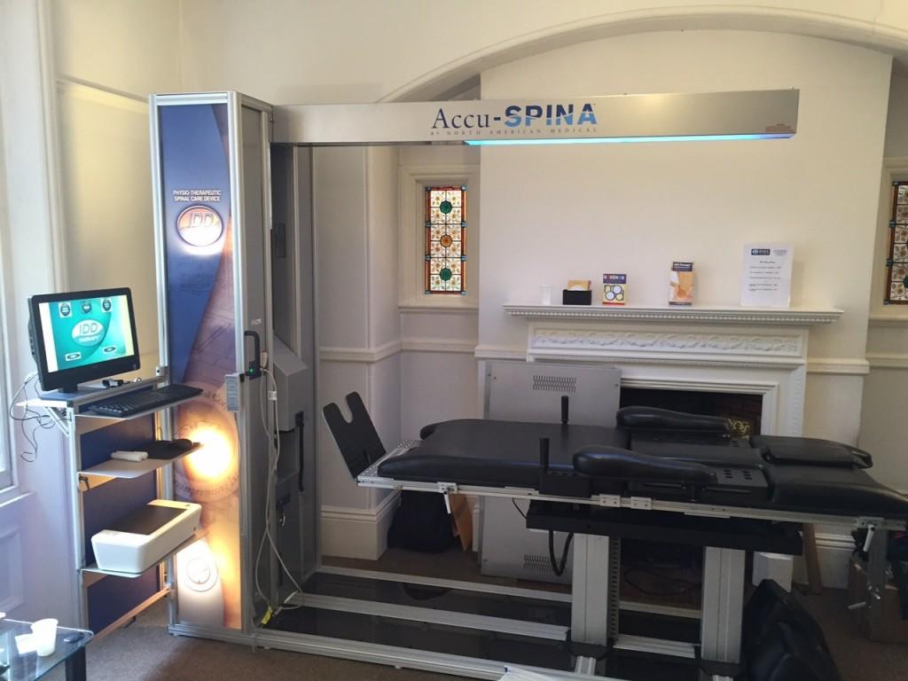 Accu SPINA IDD Therapy