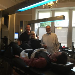 Buckingham Clinic Team Oct 2016