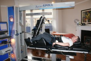 IDD Therapy Back Pain Treatment for patient. low resJPG