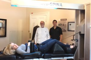 IDD Therapy at Buckingham Clinic JS RW and patient low res brightened for blog
